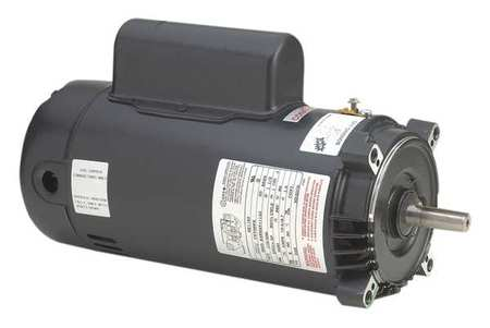 Pool Pump Motor 2 HP 3450 RPM 230VAC Model SK1202 by USA Century Pool Pump Motors