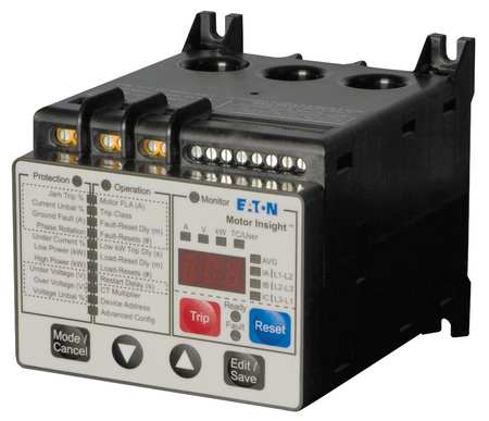 Motor Manager With Keypad 480VAC 5 90A by USA Eaton Electrical Motor Overload Relays