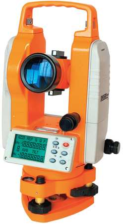 Five Second Theodolite