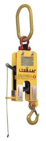 Caldwell Manual Release Hook 15T
