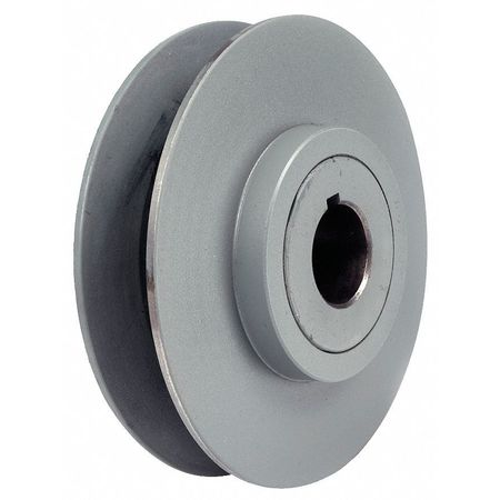V-Belt Pulleys, Variable Pitch, 1 Groove