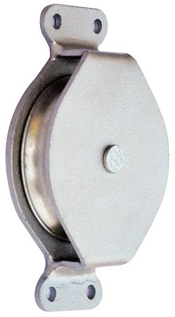 Value Brand Pulley Block Wire Rope 790 lb. Load Cap.