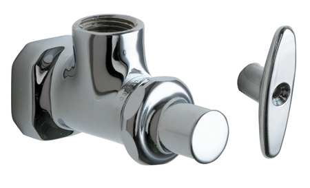 Valve-Activated Faucets and Specialty Fittings