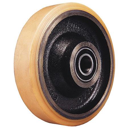 Value Brand Caster Wheel Polyurethane 10 in 2640 lb.