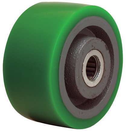 Value Brand Caster Wheel Polyurethane 4 in. 750 lb.