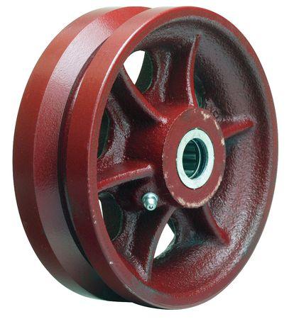 Value Brand Caster Wheel Cast Iron 6 in. 1000 lb.