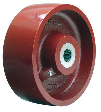 Value Brand Caster Wheel Cast Iron 8 in. 2600 lb.