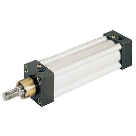 """Speedaire 5"""" Bore Double Acting Air Cylinder 11.5"""" Stroke"""