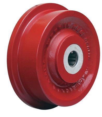 Value Brand Caster Wheel Cast Iron 6-1/8 in. 2500 lb