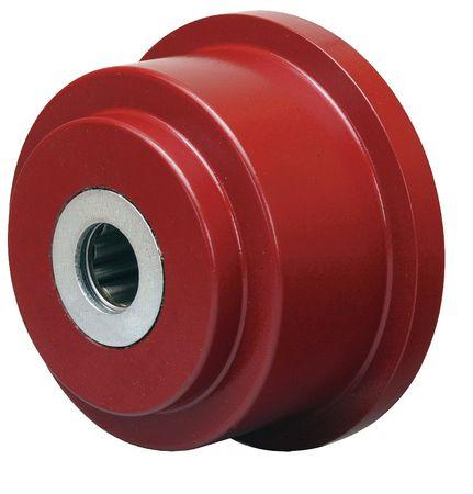 Value Brand Caster Wheel Cast Iron 3-1/2 in. 1400 lb