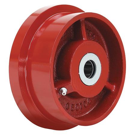 Value Brand Caster Whl Cast Irn 4-15/16 in. 1500 lb.