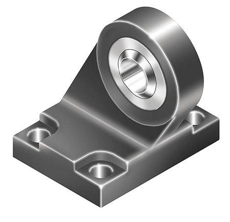 Speedaire Foot Bracket Fits 80 mm Bore Cylinders