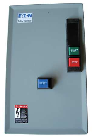 IEC Magnetic Motor Starter 10.1 in D/9A by USA Eaton Electrical Motor Magnetic Starters