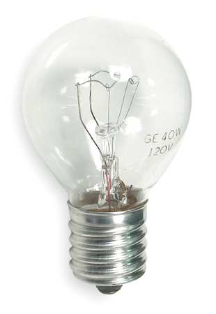 40W Incandescent Light Bulbs