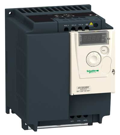 Variable Frequency Drive 4 HP 230VAC by USA Schneider Variable Frequency Open Enclosure Drives