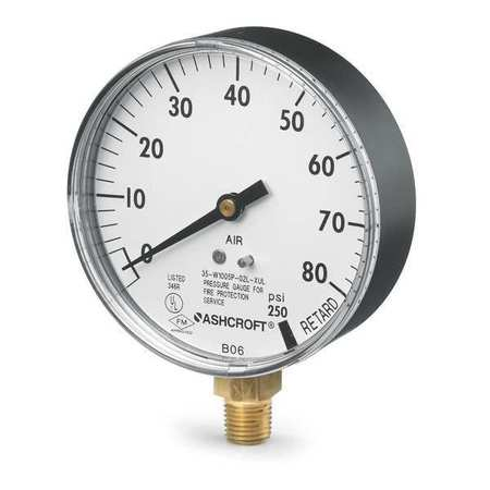 "3-1/2"" Sprinkler System Gauges"