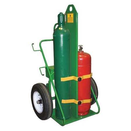 Saftcart Welding Cylinder Truck 2 Cyl 1000 lb.
