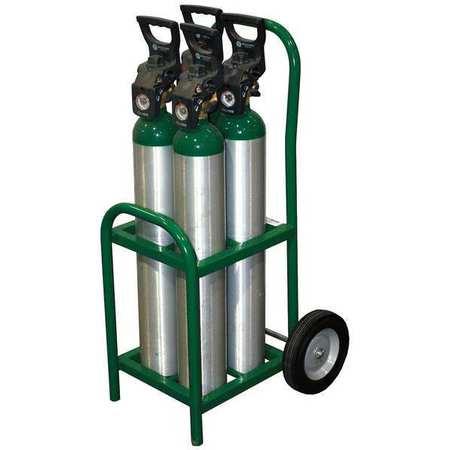 Saftcart Cylinder Trolley 250 lb. 35 In. H