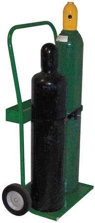 Saftcart Cylinder Truck 2 Cylinder 250 lb.