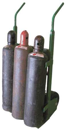 Saftcart Cylinder Truck 2 to 3 Cylinder 800 lb.