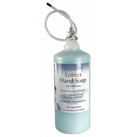 Sloan 800  Ml Unscented Liquid Hand Soap