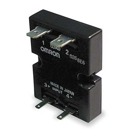 Solid State Relay 19.2 to 28.8VDC 10A by USA Omron Electrical Relay Accessories