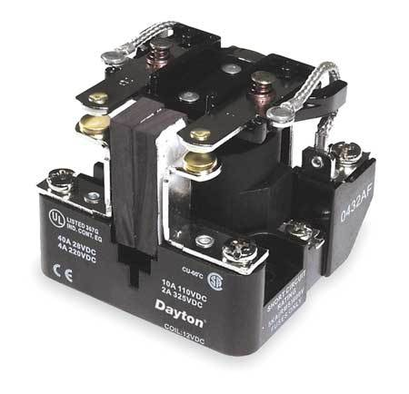 dayton open power relay 8 pin 120vac dpdt 5x847. Black Bedroom Furniture Sets. Home Design Ideas