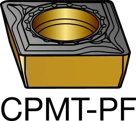 Sandvik Coromant Turning Insert CPMT 2(1.5)0 PF 5015 Min. Qty 10