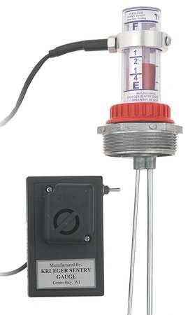 At-A-Glance Audible Remote Alarm For Krueger Gauges