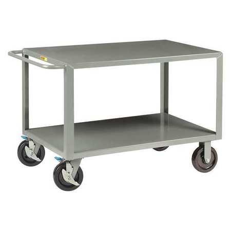 Value Brand Utility Cart Steel 66 Lx24 W 5000 lb.