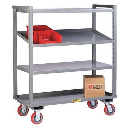 Little Giant Adj. Multi-Shelf Truck 3-Shelf 24 x 48