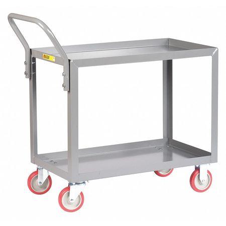 Little Giant Service Cart Lipped 800 lb. 18x32