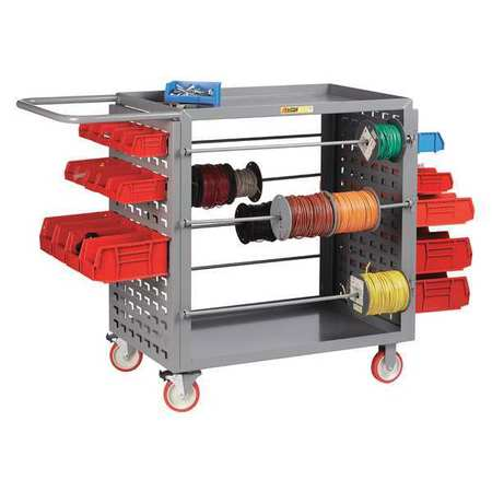Little Giant Wire Reel Cart Louvered Panel 24 x 36