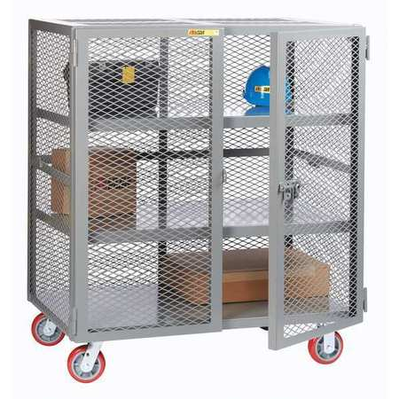 Little Giant Mobile Storage Locker 2000 lb. 36 x 72