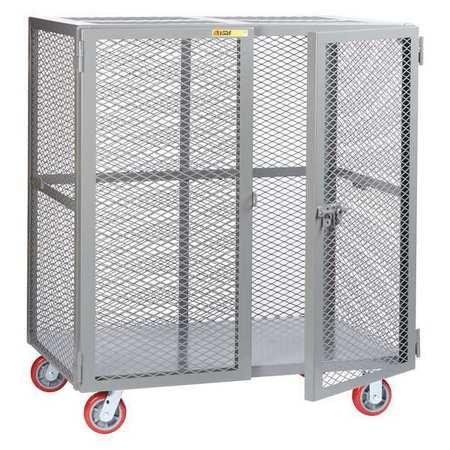 Little Giant Mobile Storage Locker 2000 lb. 30 x 72