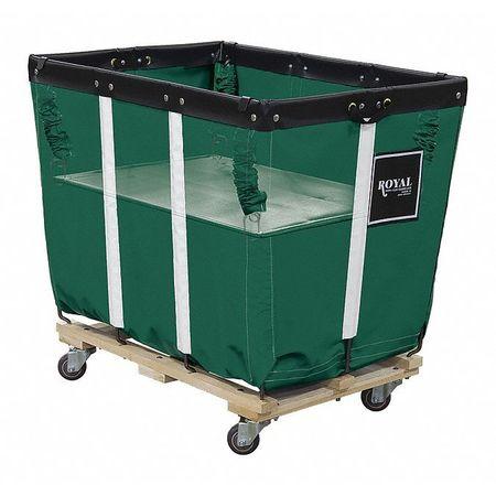Royal Basket Spring Lift 16 Bu Green