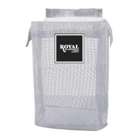 Royal Basket Repl Bag 24 gal. White Mesh