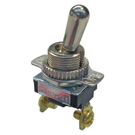 Toggle Switch SPST 6A 120VAC On/Off Min. Qty 2 Model GSW 17 by USA Gardner Bender Electrical Toggle Switches