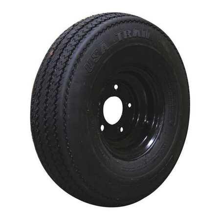 """Cushman Tire and Wheel 5.70"""" x 8"""" 5 Lug"""