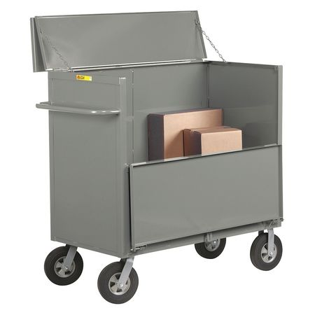Little Giant Solid Security Box Truck 1200 lb. 30x60