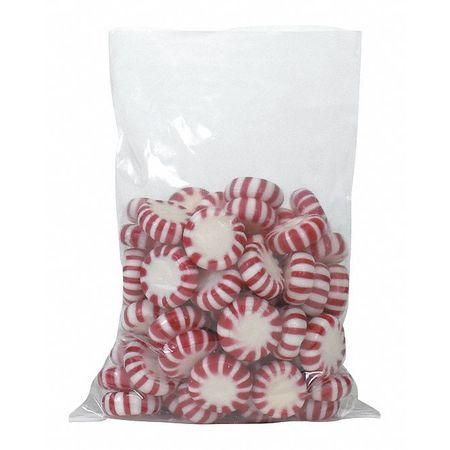 Flat 2 Mil Poly Bags,36