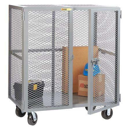 Little Giant Mobile Storage Locker 2000 lb. 30x72