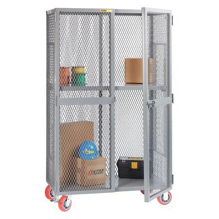 Little Giant Mobile Storage Locker 30x60 Adj Shelf