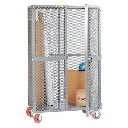 Little Giant Mobile Storage Locker 30x48 2000 lb.