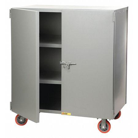 Little Giant Mobile Storage Locker 30x60 2 Shelf