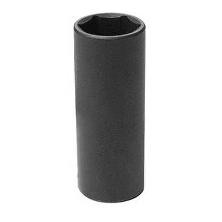 "Grey Pneumatic Socket 1/2""Dx19mm"