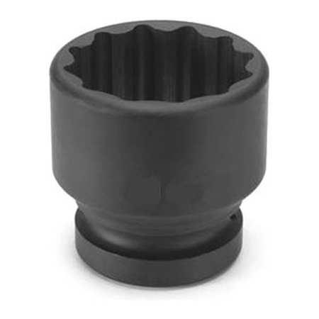 "Grey Pneumatic Socket 1 1/2""Dx2""D 12pt."