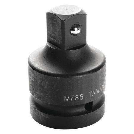 "Performance Tool Impact Adapter Socket 1"" x 3/4"