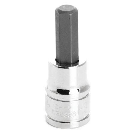 "Performance Tool Hex Bit Socket 3/8"" D 8mm"