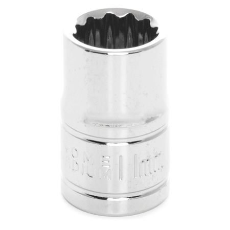 "Performance Tool Standard Socket 3/8"" D 12pt. 11mm"